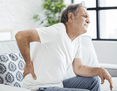 Matratze Rückenprobleme